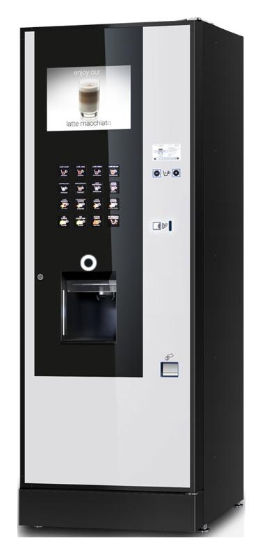 Des distributeurs de boissons chaudes, boissons fraîches,confiseries,sandwichs en dépôt gratuit, et des fontaines dans votre établissement.